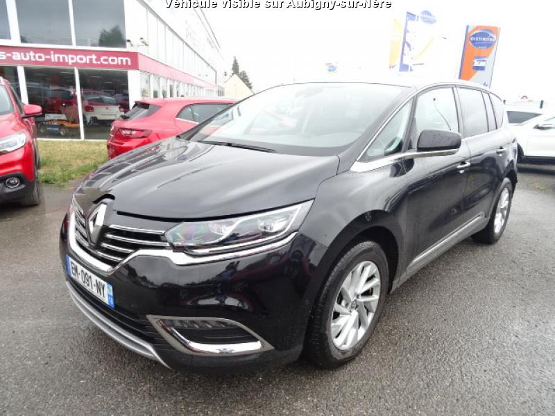 RENAULT-ESPACE-IV 1.6 Energy dCi 130 CH INTENS